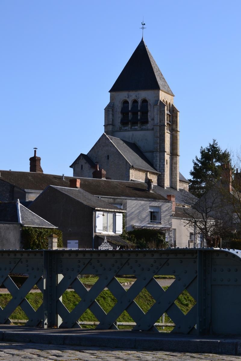 Eglise St Jean Baptiste (XIIème siècle)