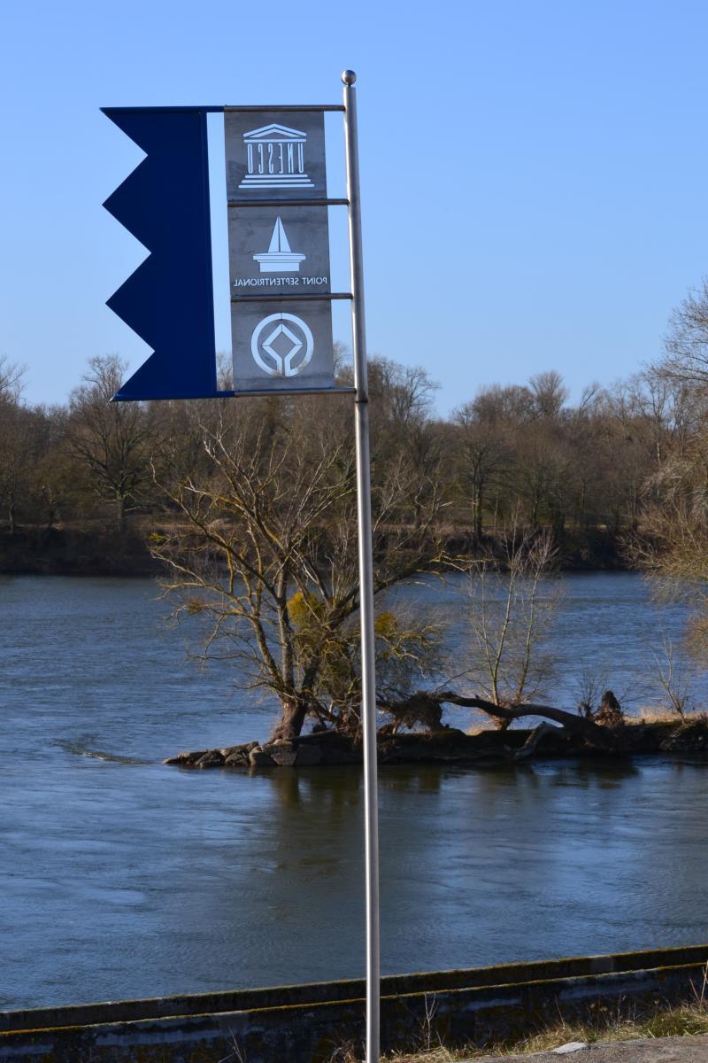 Val de Loire classé patrimoine mondial de l'UNESCO
