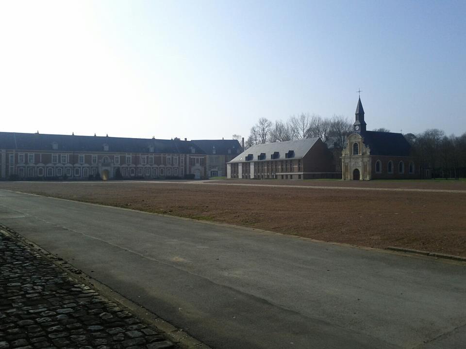 Place d'Armes - Citadelle d'Arras