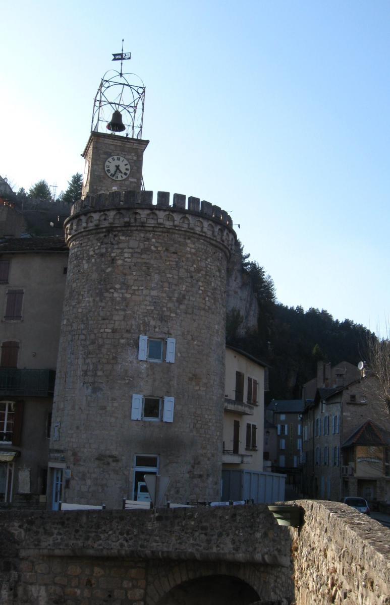 La Tour de l'Horloge Meyrueis