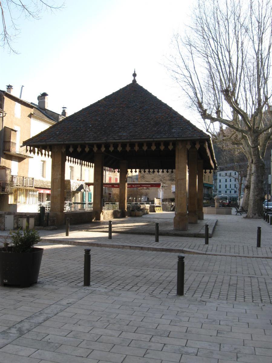 Petite Halle Meyrueis