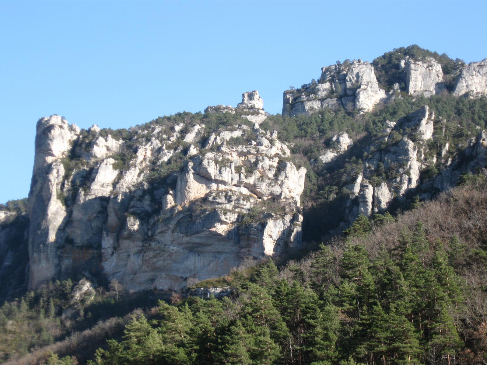 Gorges de la Jonte St-Pierre des Tripiers
