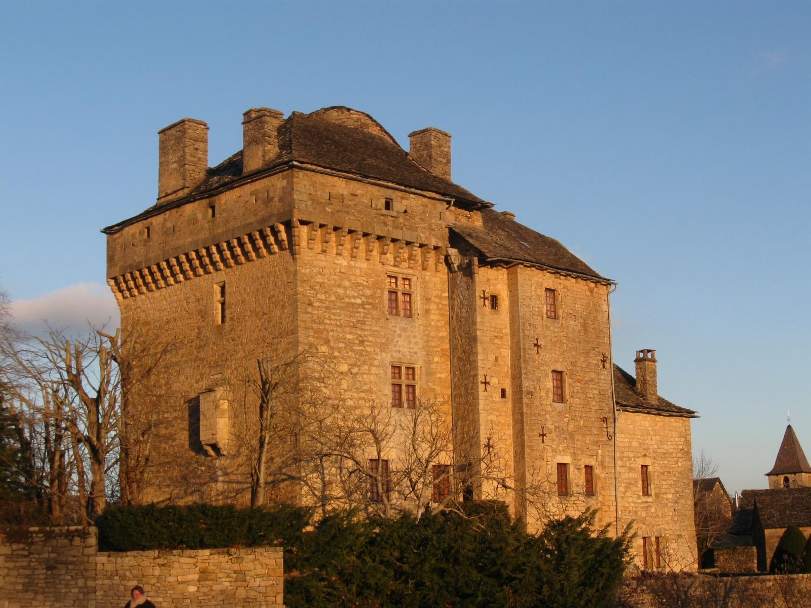 Montjézieu, le chateau