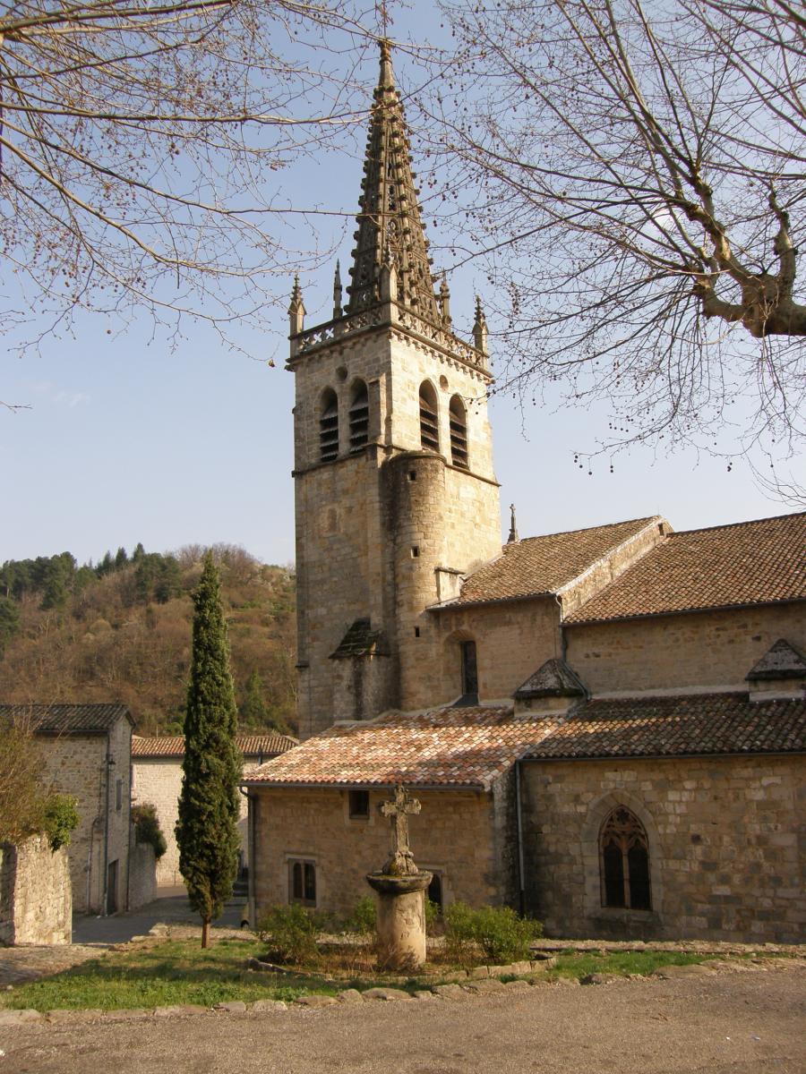 Eglise de Largentière