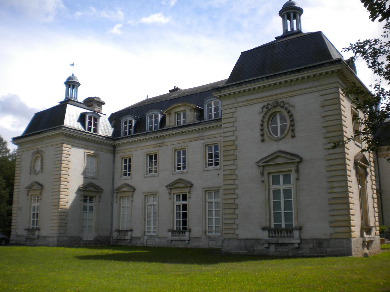 Image : Château du Buisson de May