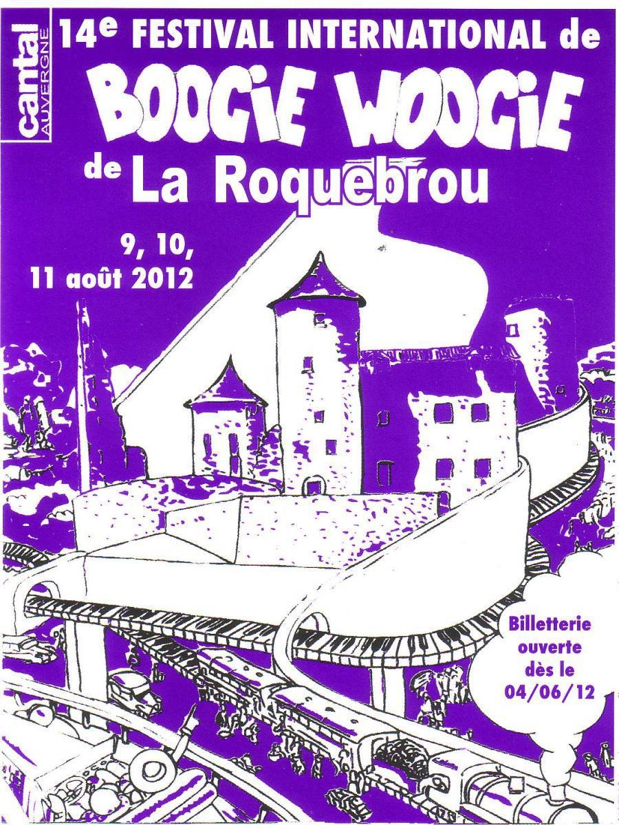 14è Festival International de Boogie woogie
