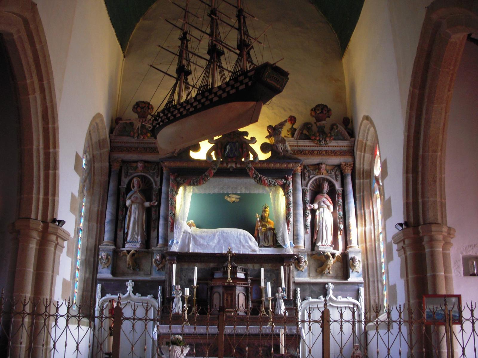 Image : Chapelle Notre-Dame-du-Yaudet