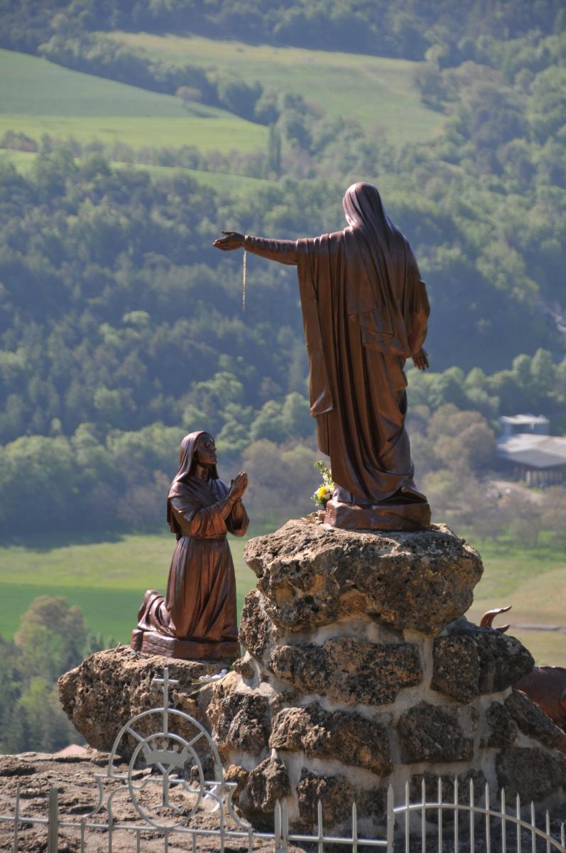 Le monument de Pindreau