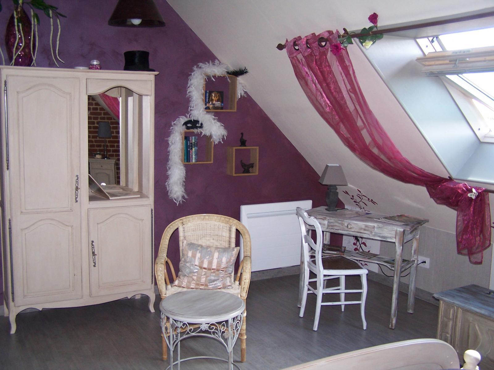 "Chambre ""L'Aubépine"""