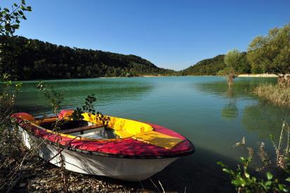 Image : Lac de Ceceles