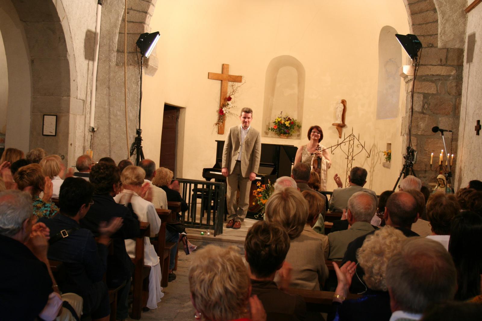Concert Eglise St Pierre