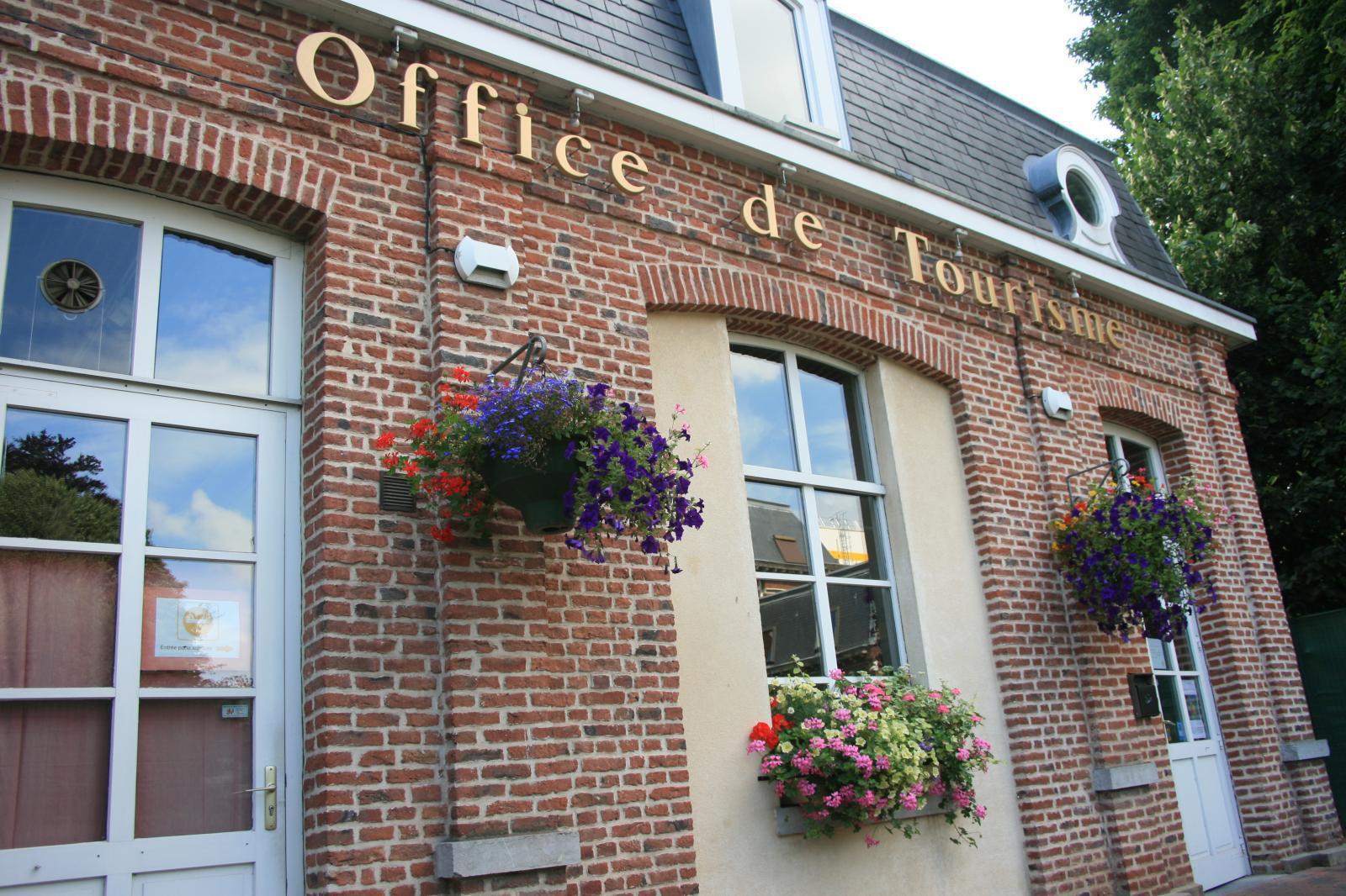 Facade Office de Tourisme
