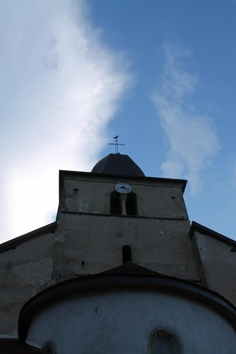église de desingy