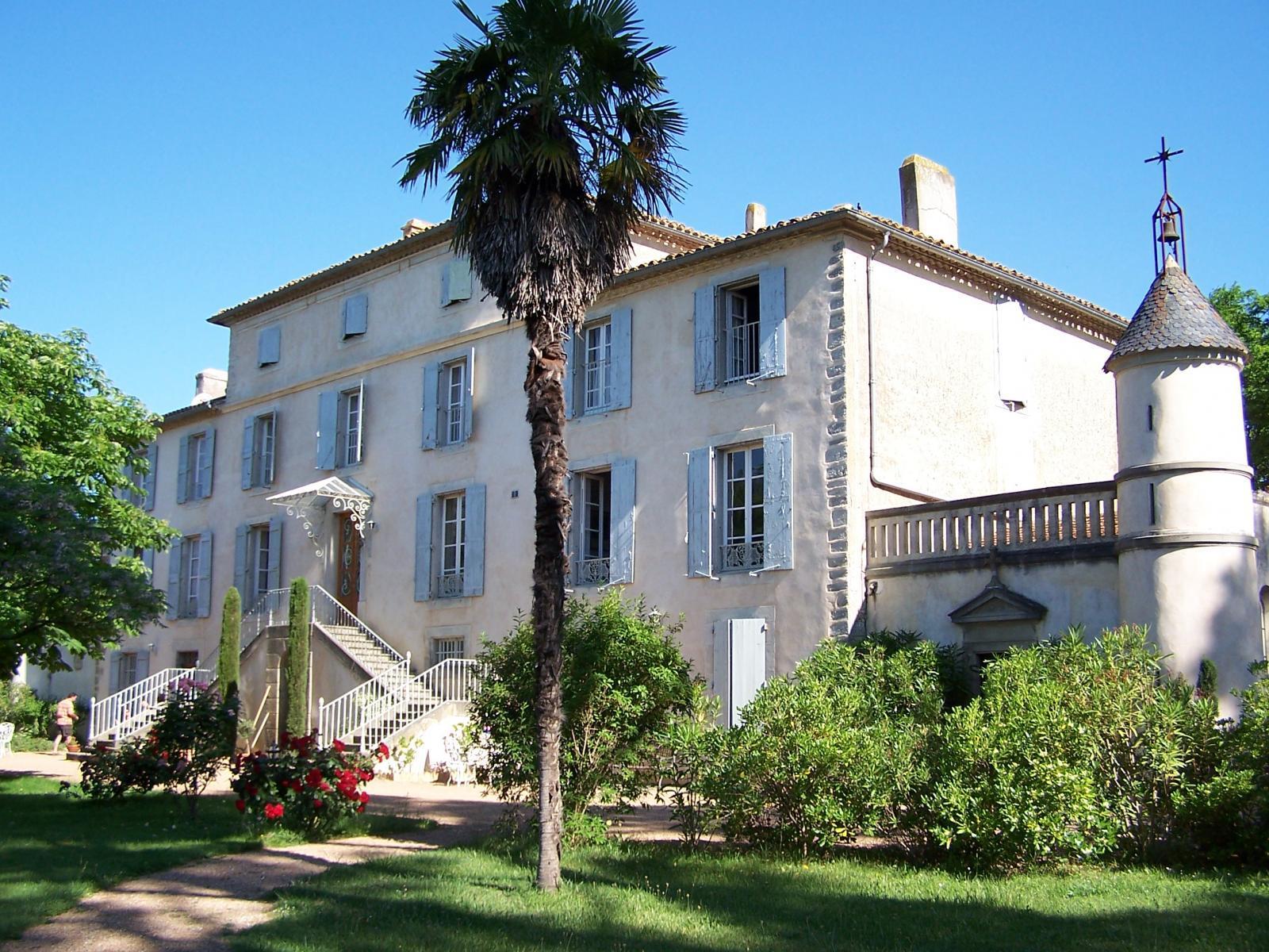 Le Domaine St Pierre de Trapel