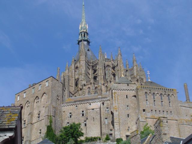 Mont Saint Michel5