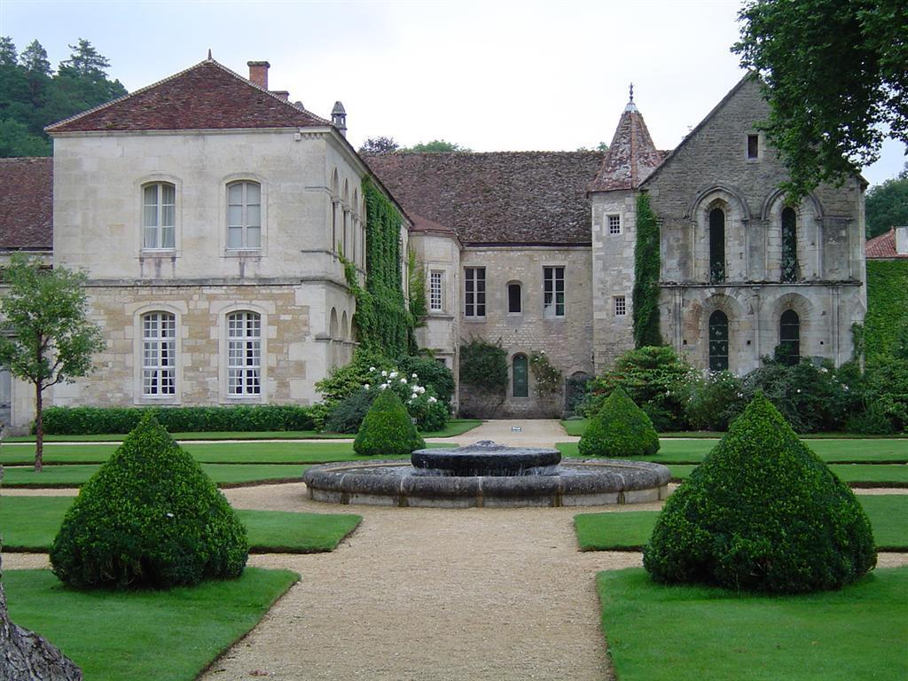 Abbaye de Fontenay3