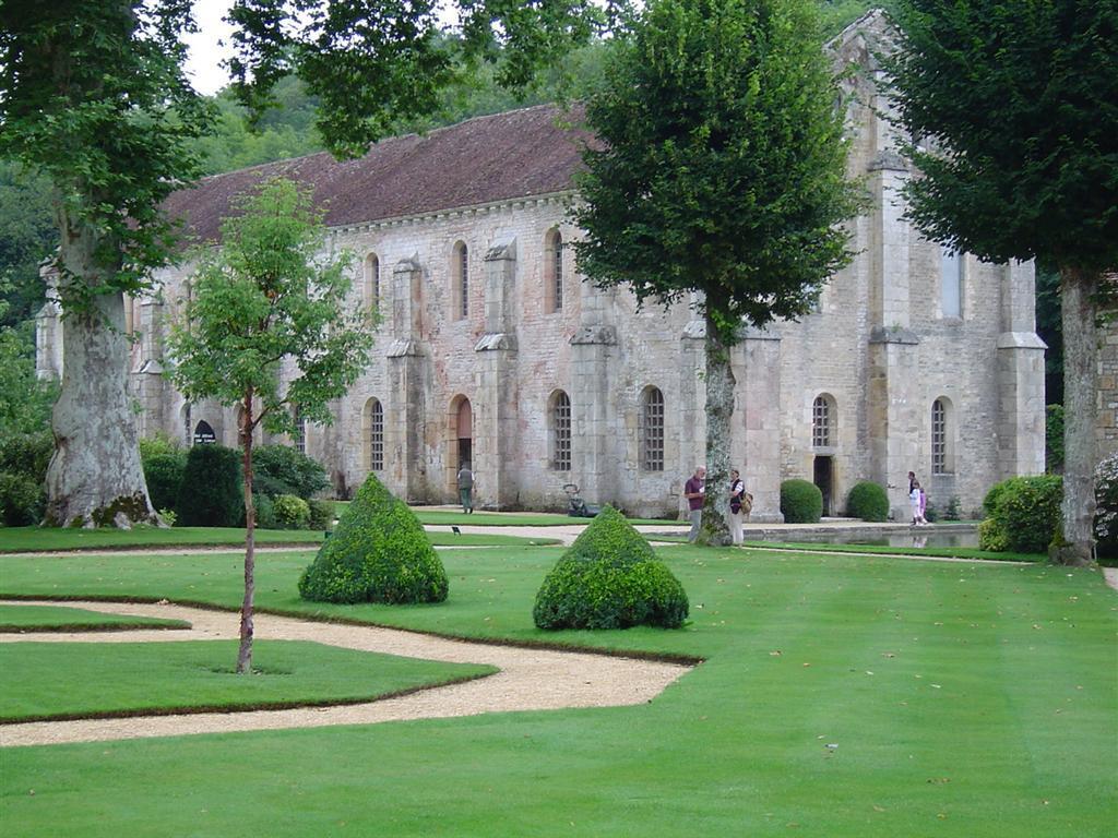 Abbaye de Fontenay4