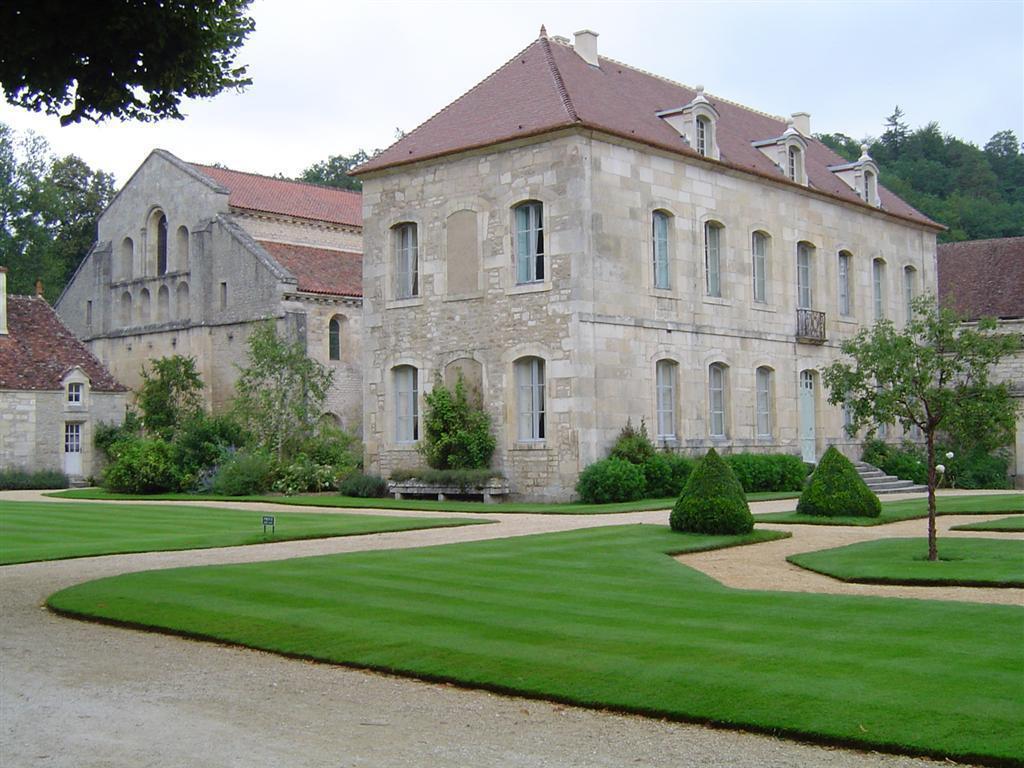 Abbaye de Fontenay5