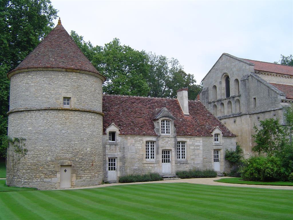Abbaye de Fontenay6