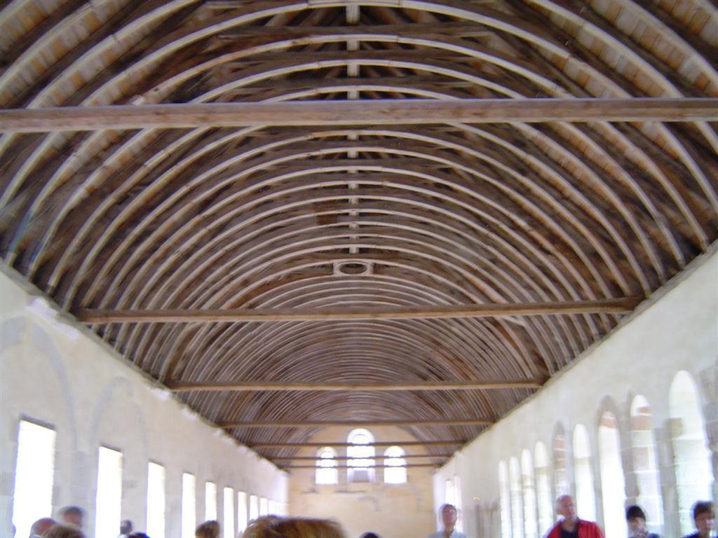Abbaye de Fontenay7