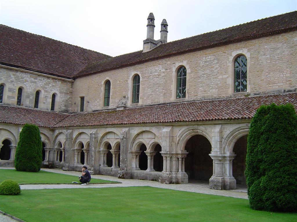 Abbaye de Fontenay8
