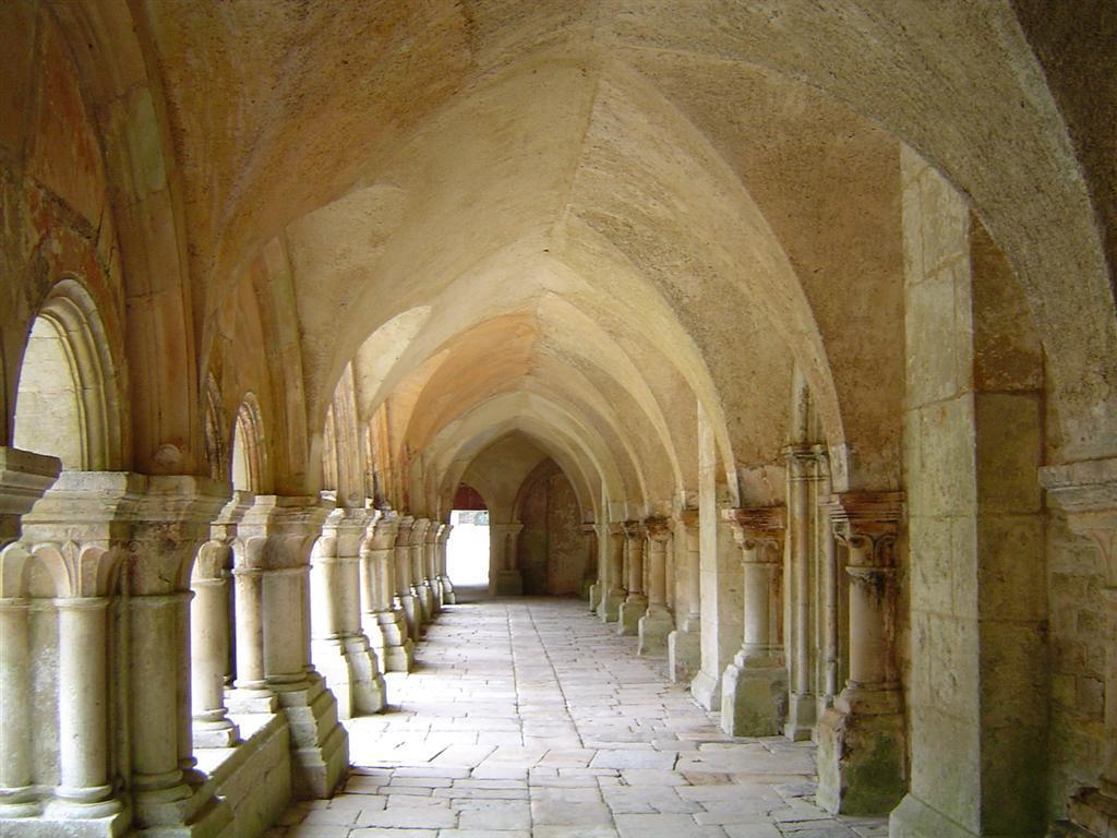 Abbaye de Fontenay9