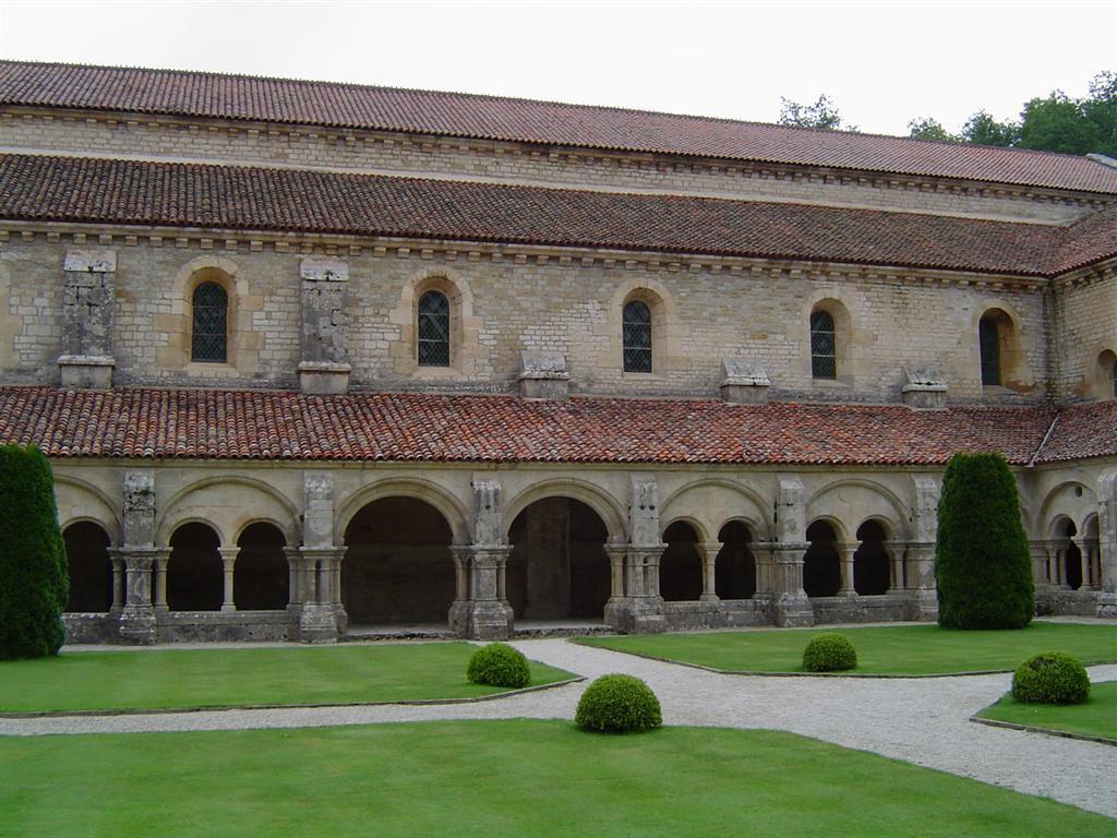Abbaye de Fontenay10