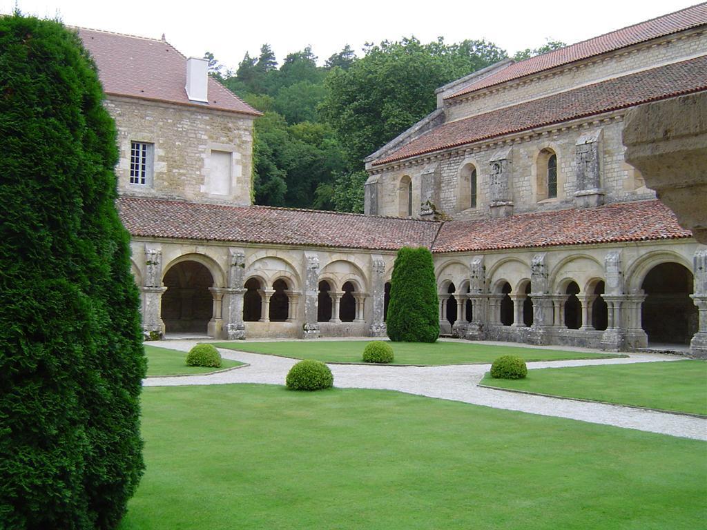 Abbaye de Fontenay11