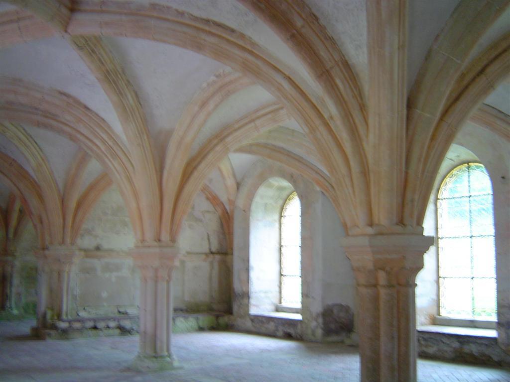 Abbaye de Fontenay12