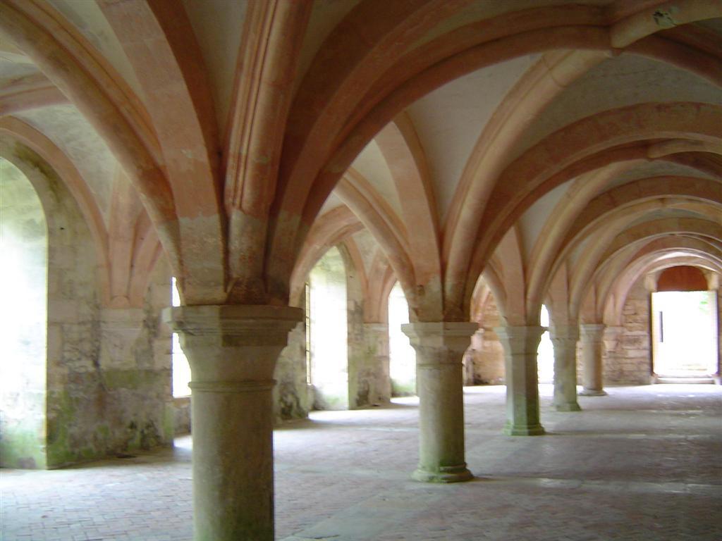 Abbaye de Fontenay13