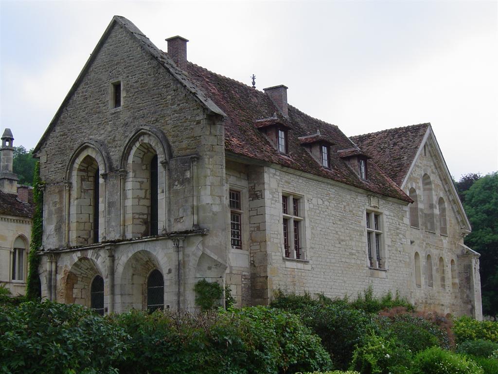 Abbaye de Fontenay15