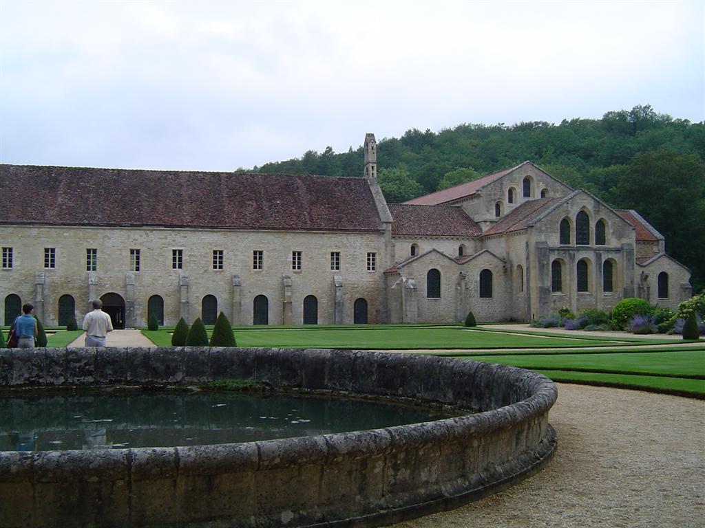 Abbaye de Fontenay16