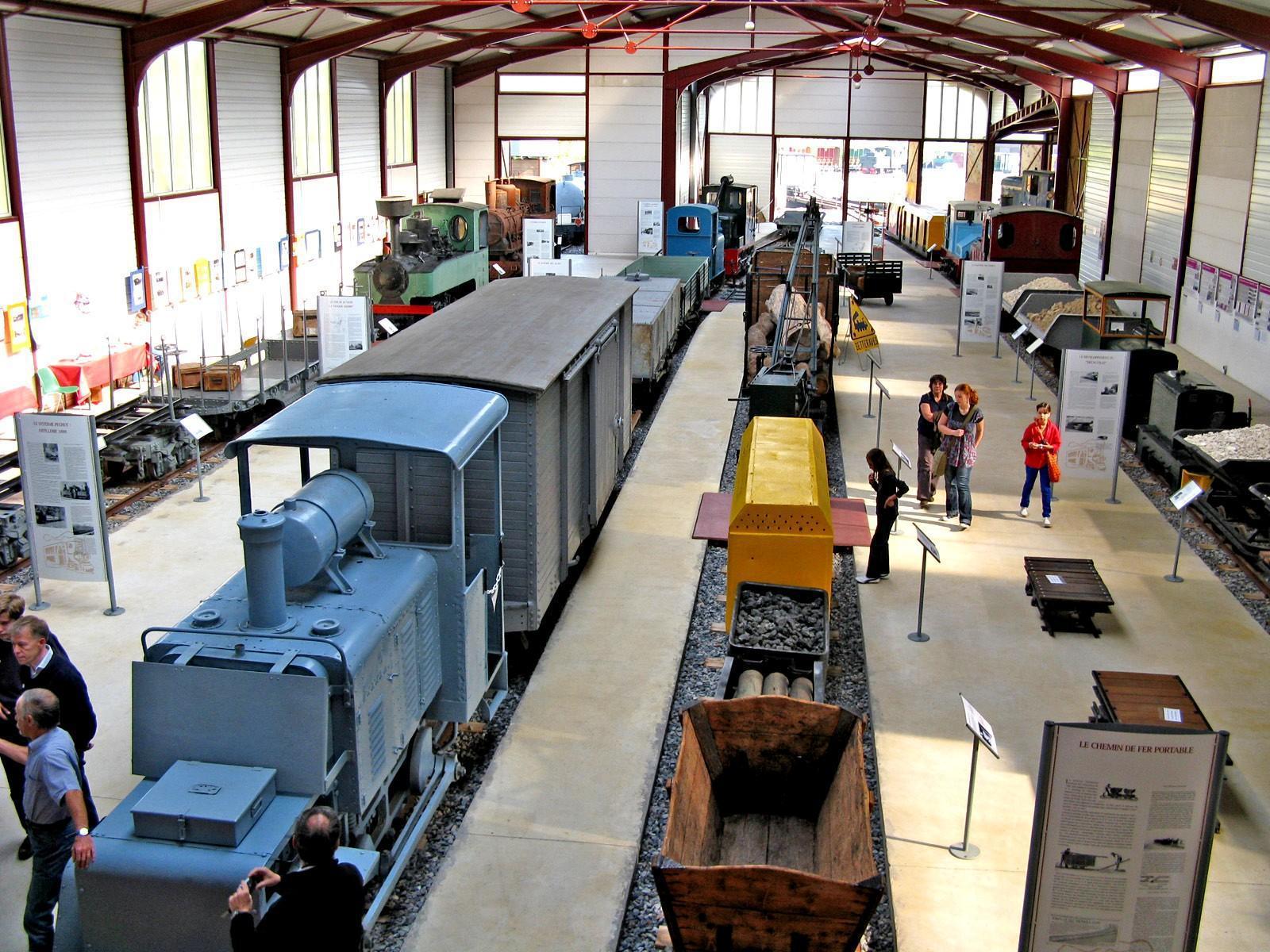 Musée du P'tit train de la Haute Somme