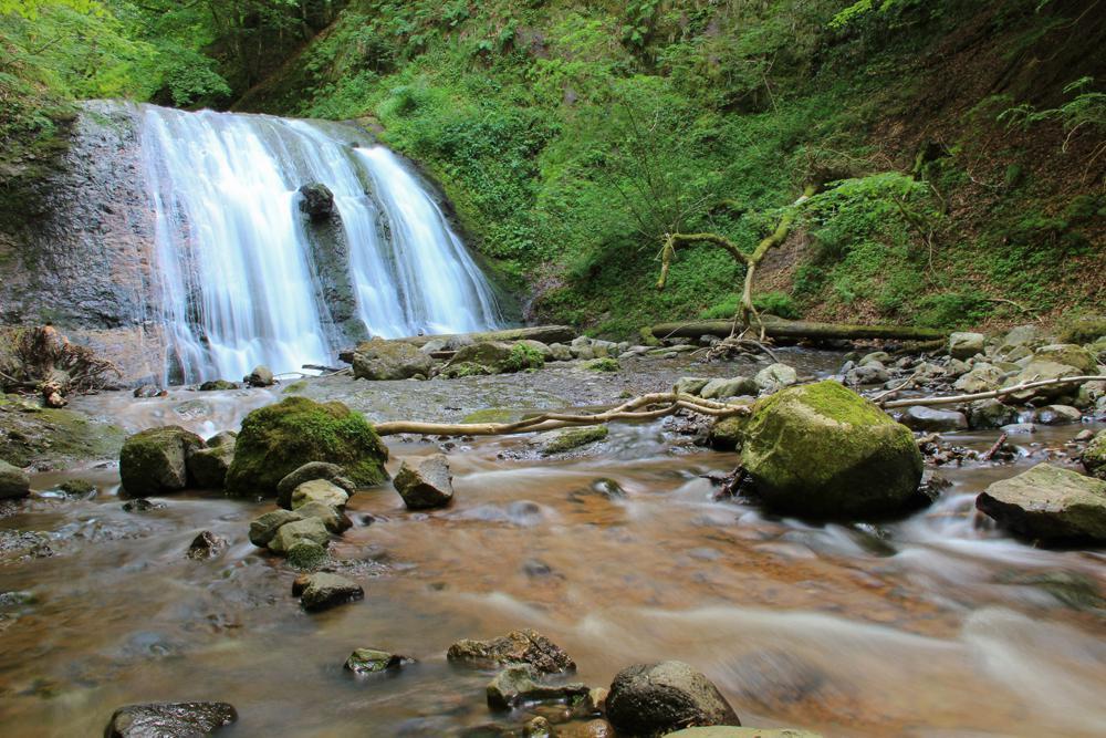 cascade de Vernière