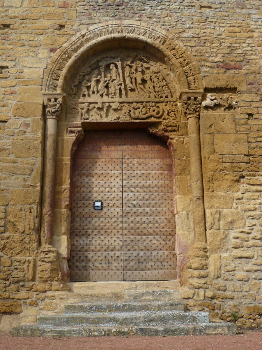 Portail du Prieuré
