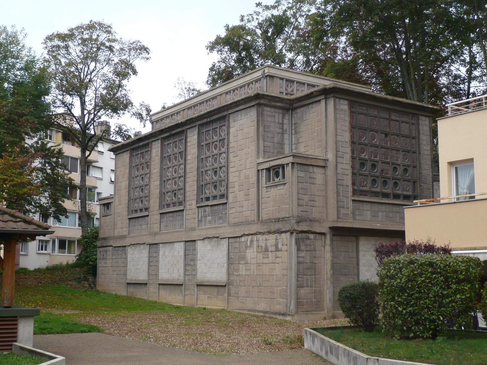 Chapelle de la Colombière