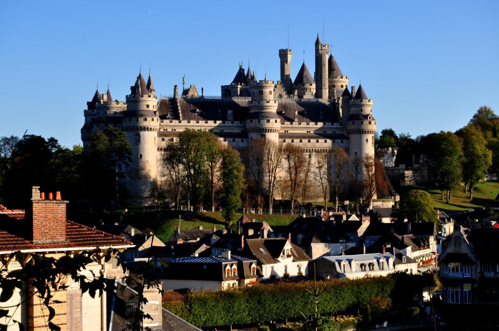 Chateau de Pierredonds