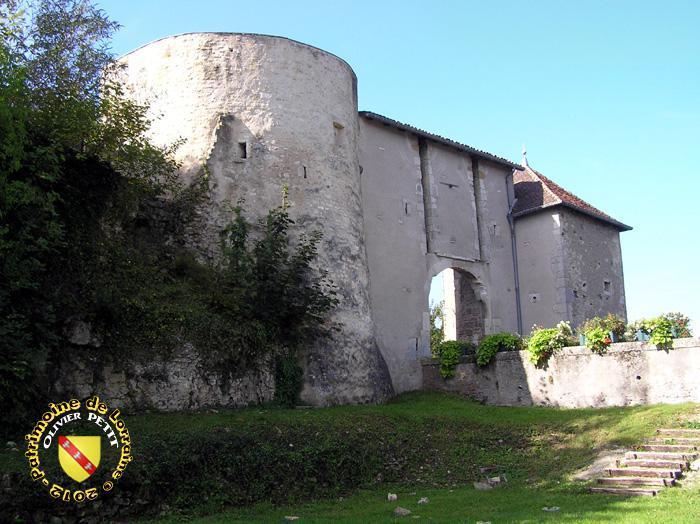 Liverdun - La Porte haute