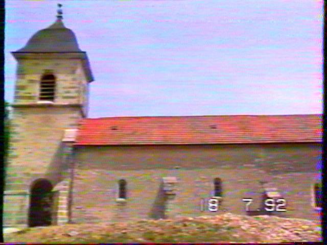 chapelle dans l'Ain