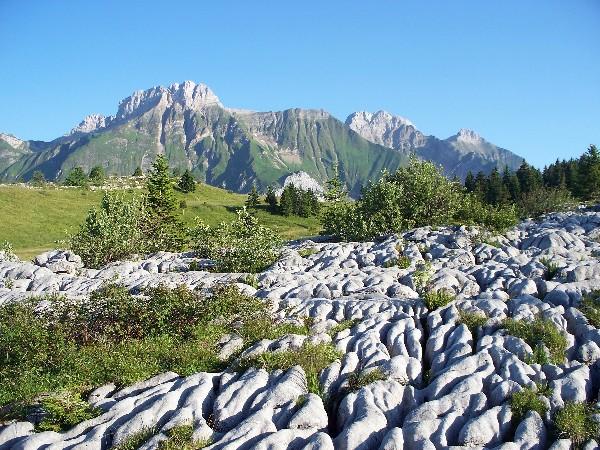 Le massif du Bargy