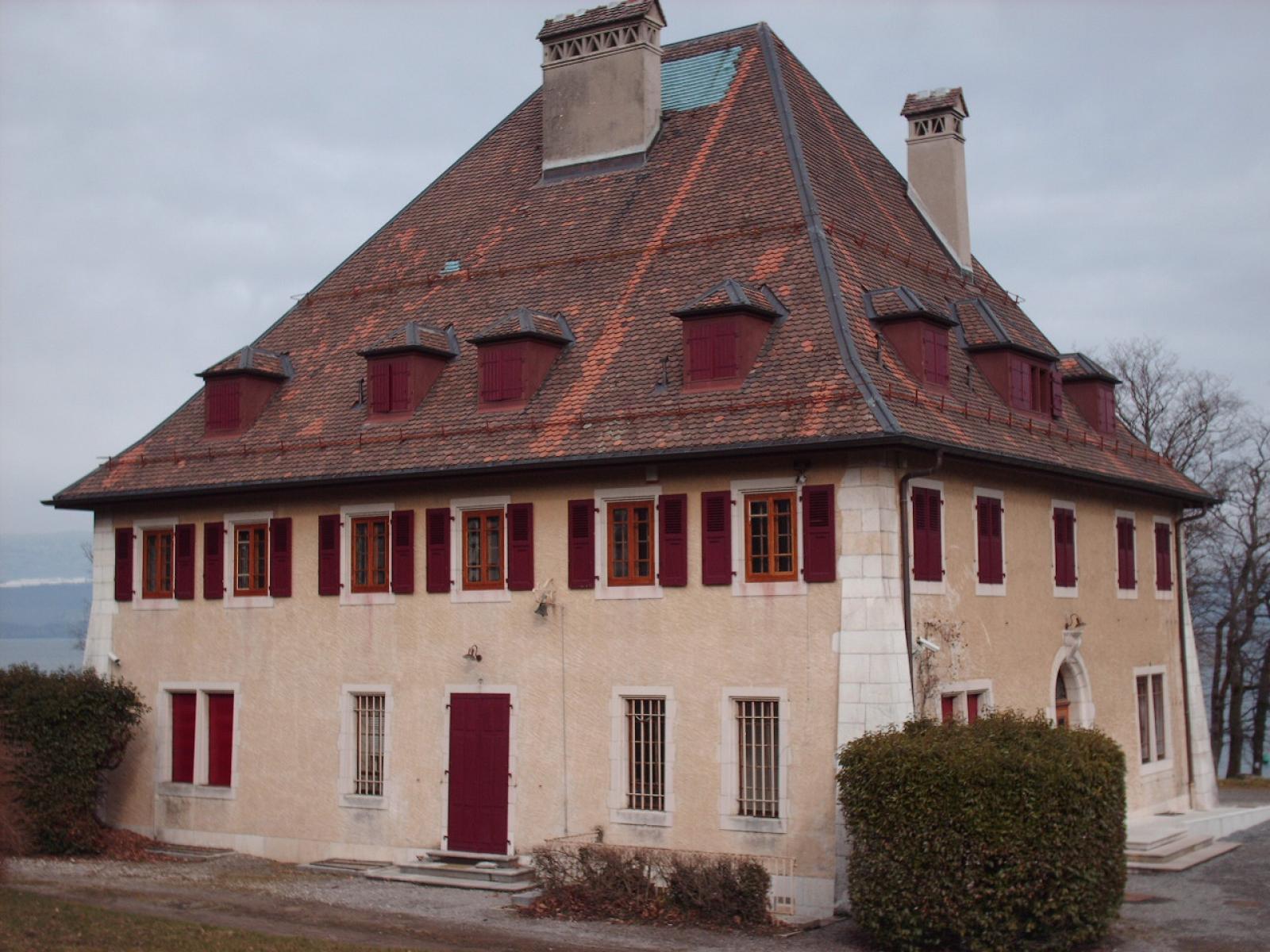 La Châtaignière