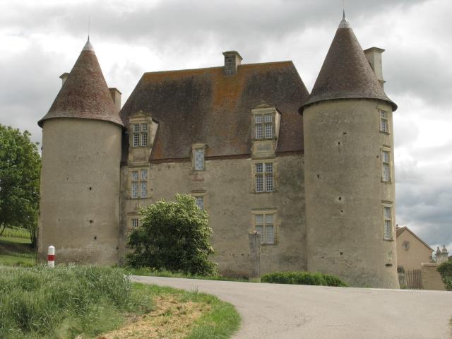 Château de Chareille