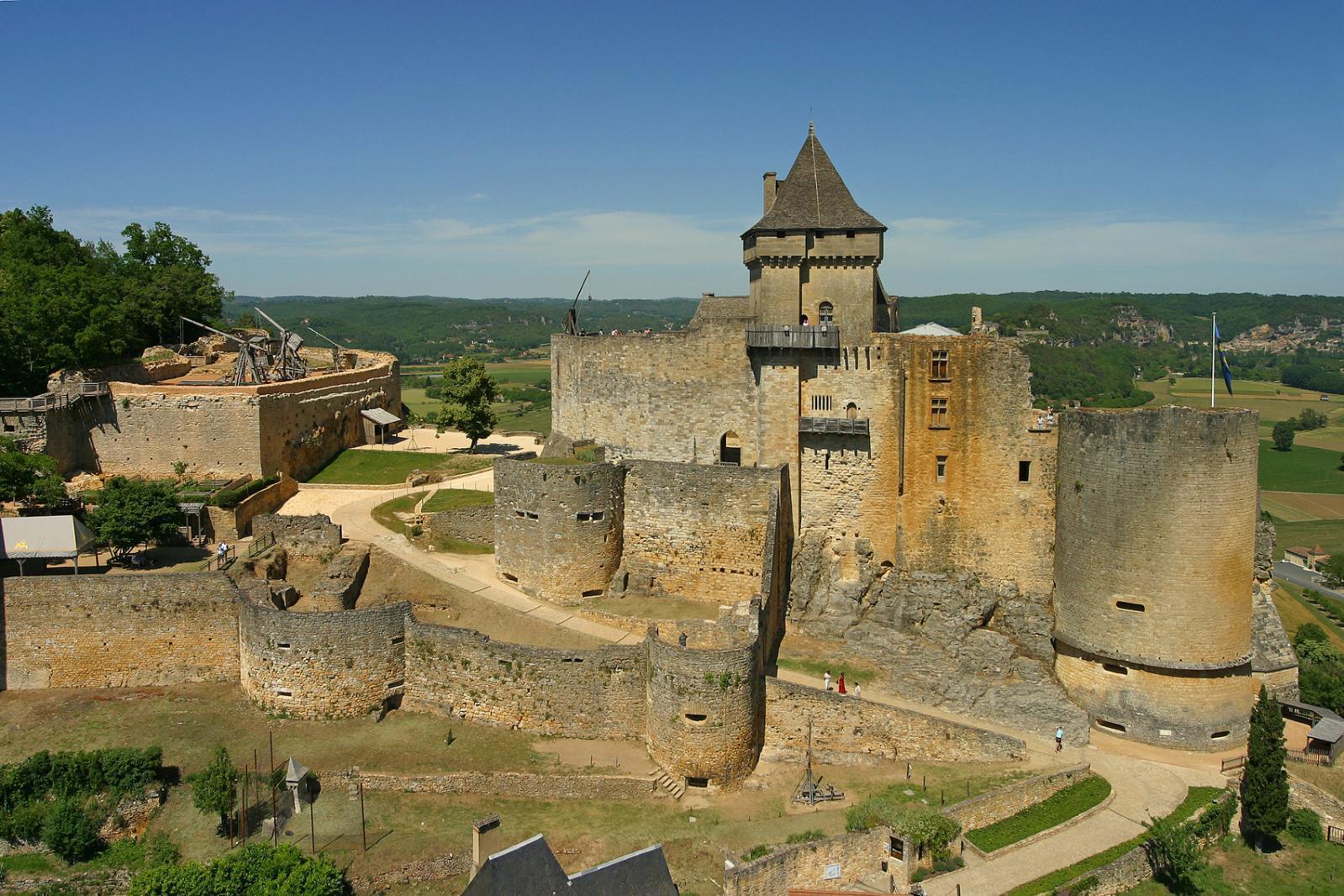 Image : Château de Castelnaud