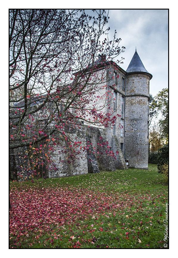 Le chateau (Mairie)