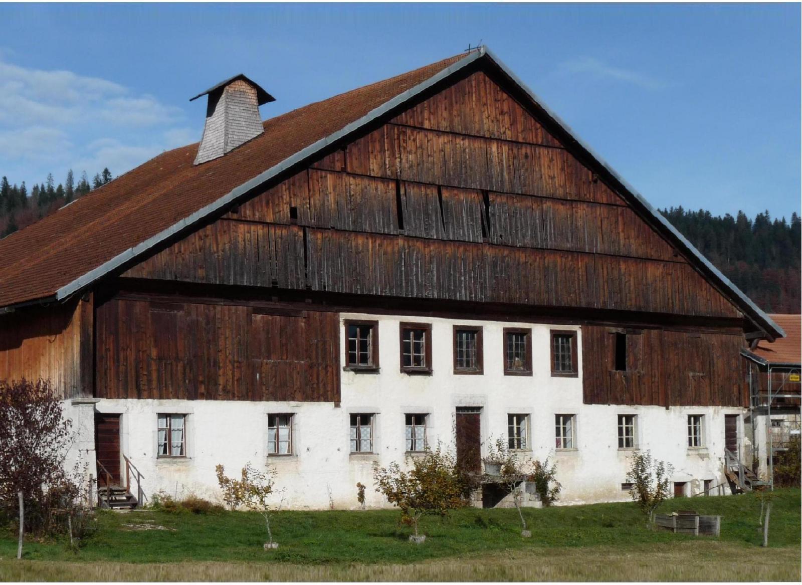 Image : Fermes-musée du Pays Horloger