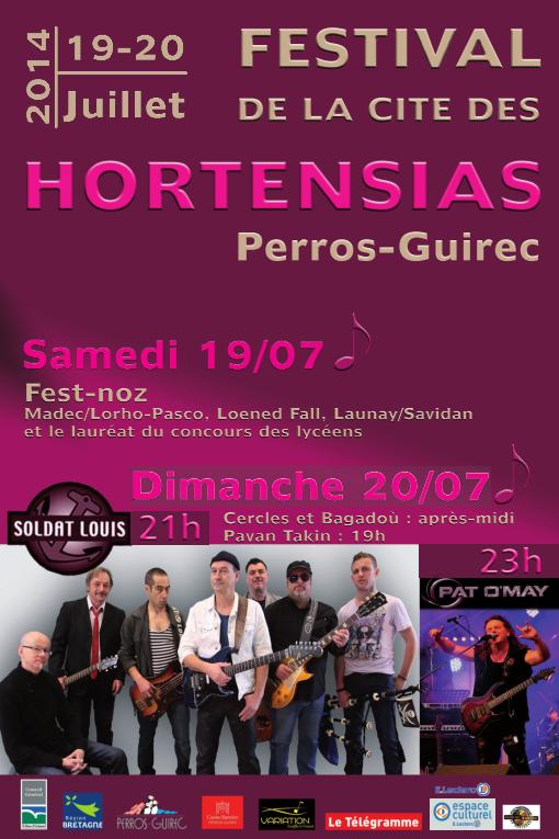Image : Festival de la Cité des Hortensias