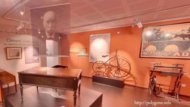 Image : Musée Clément Ader