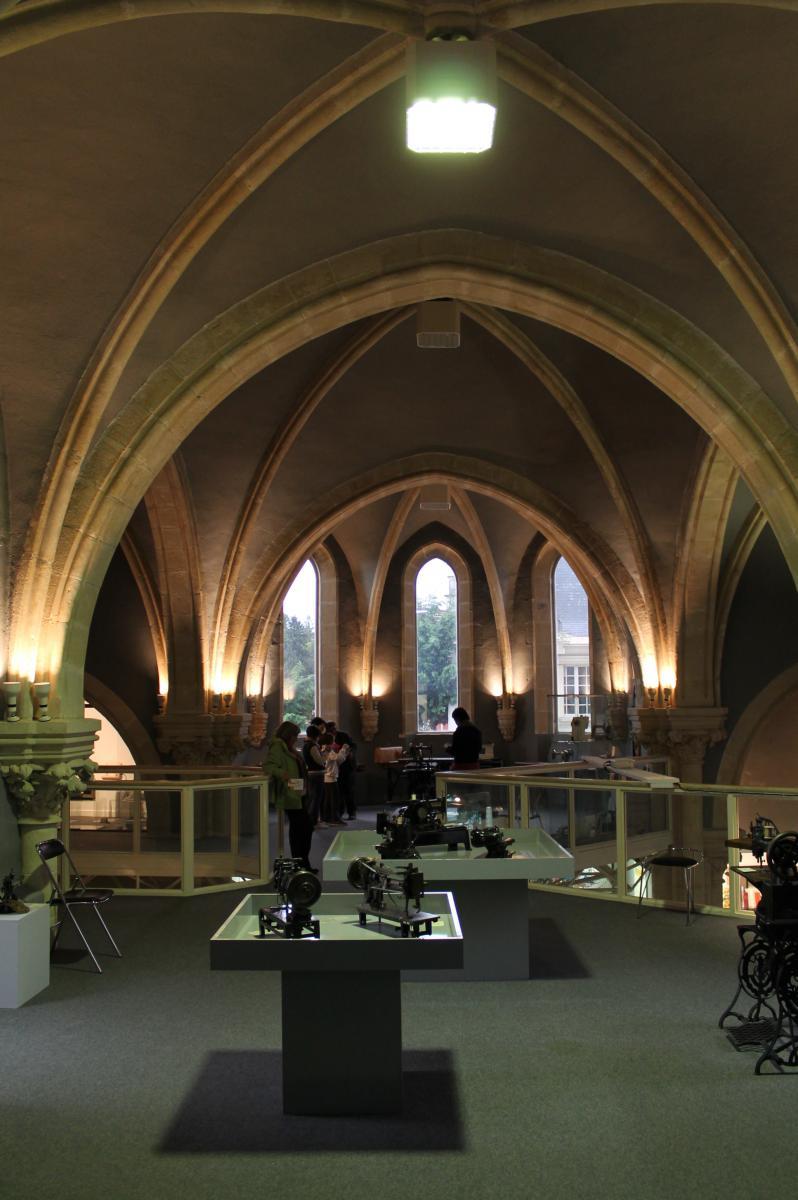 Chapelle du musée