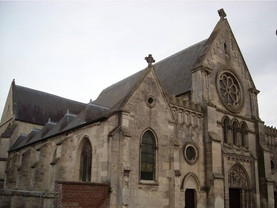 église St Montain