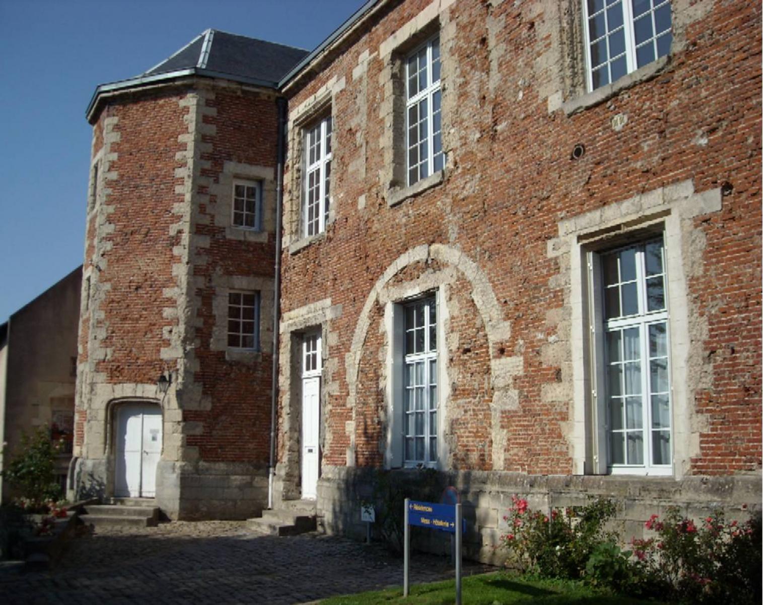 chateau de La Fère Marie de Luxembourg
